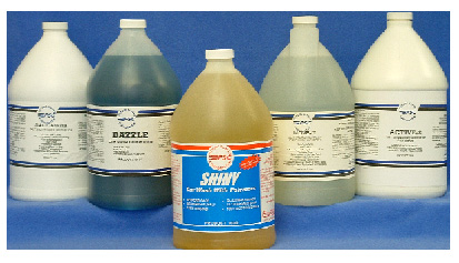 Liquids for Zap wood floor cleaner